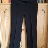 Класичні чорні брюки для вагітних Yessica розмір євро 38