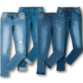Джинсы скинни Denim Blue Motion Германия евро 36