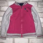 Двухсторонняя куртка бомбер для девочки Tchibo размер 110-116