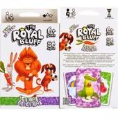 """Веселая игра """"The Royal Bluff"""" съедобное-несъедобное для тех кто любит риск, азарт и веселье. !"""