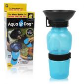 Поилка для собак ручная бутылка 550 мл Aqua Dog