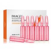 Ампулы мгновенной красоты для сияния кожи с маслом красного апельсина Images Bloom Orange - Оригинал