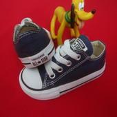 Кеды Converse оригинал 20-21 размер 12.5 cm