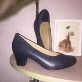 Туфли из натуральной кожи Hotter