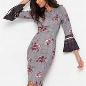 Фирменное качественное платье наш 48-50,новое