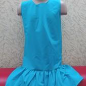 Детское платье для девочек . Цвет на выбор! Смотрите замеры!!!
