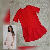 Неймовірне червоне плаття. Якість шикарна.тканина-костюмка. Ідеальне