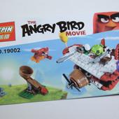 Конструктор Angry Birds Самолетная атака свинок 185дет