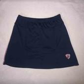 Спортивная юбка шорты. Юбка для тенисса фитнеса TCM
