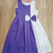 Новое, нарядное платье на девочку 12 лет