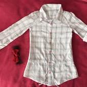 Стильная рубаха- туника на 6-7 лет, 116, 122, 128 см