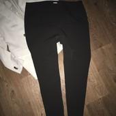 Стильные коричневые брюки. Хороший размер!