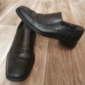 Термо туфли кожа фирмы Fretz