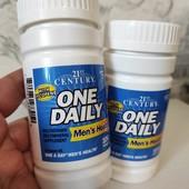 Мультивитаминый комплекс для мужчин на каждый день, 100 шт Америка