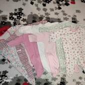 Лот 14 вещей для младенца
