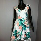 Качество! Красивенное платье от бренда Papaya, новое состояние