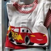 Disney набор малышу 56-62 см из трёх предметов