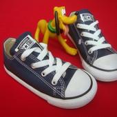 Кеды Converse оригинал 25 размер