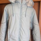 Куртка, весна, размер 176 см. One by One. состояние отличное