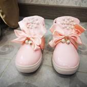 Детские ботинки деми (Турция)