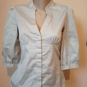 Гарна світло сіра блузка, 10% знижка на УП