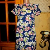 Качество! Нежное платье/открытые плечи от Atmosphere в новом состоянии