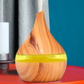 Увлажнитель воздуха с LED подсветкой. арома лампа. 300 ml