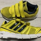 Кроссовки Adidas оригинал 32 размер стелька 20,5 см ( на бирке 19,5 см )