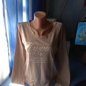 Женская футболка/лонгслив, р.М