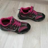 Фирменные (замшывые) кроссовки /Tech Tex/36 размер!!!