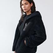 Куртка из искусственного меха.пушистик.оверсайз.размер евро 34,36.