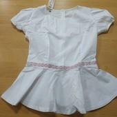 Блузка для девочки подростка! Смотрите замеры! Размер Л!!