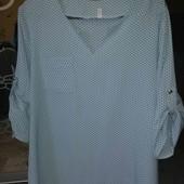 блузка и рубашка 52-54 размер