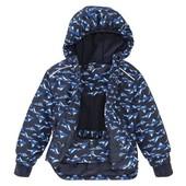 Нова зимова лижна термо куртка Crivit р.110-116. Лыжная куртка Германия