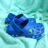 Детские кроксы. Сабо. Летняя обувь. Клоги, размер 27-17,0см