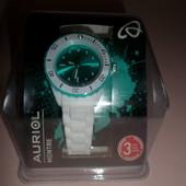 Auriol,Германия,женские наручные водонепроницаемые часы.
