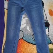 Теплая кофта, лосины под джинс, в подарок 2пары колгот