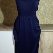 Собираем лоты!!!мягкое платье микро фибра в пол, размер s