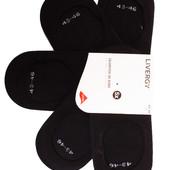 5 пар следки носки Esmara Германия, размер 39-42 хлопок