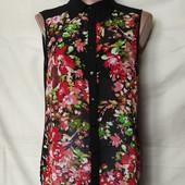Легусенькая фирменная блузочка, грудь-100