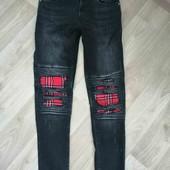 Сильные джинсы - обманки /Унисекс/ Yourturn/M-L!!!