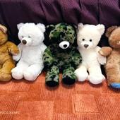 Build a bear workshop! Знаменитые милахи! Мягкие красивые мишки