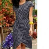 Бомбезное ,стильное  платье Esmara S evro 36/38+6 ф1