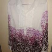 Женская летняя рубашка. Размер L.