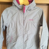 Куртка, термо ветровка, внутри сетка, 6 лет 114-121 см. Quechua. в идеале