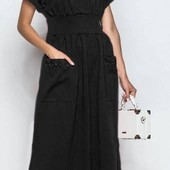 Новинка! Шикарное платье, кимоно, размер 46 наш, есть замеры
