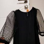 Блуза чёрная