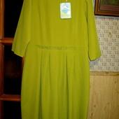 Качество! Стильное платье от турецкого бренда Lakerta, р. xxl+-