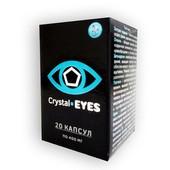Crystal Eyes (Кристал Айс) средство для восстановления зрения