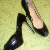 Туфли стелька 25 см